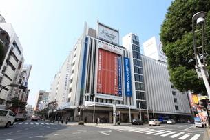 東急百貨店本店の写真素材 [FYI02740347]
