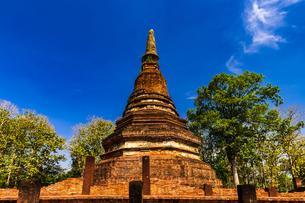 タイ  カムペーンペット歴史公園の写真素材 [FYI02740379]