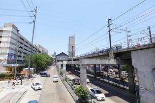 フィリピン マニラ オルティガス地区の写真素材 [FYI02740381]