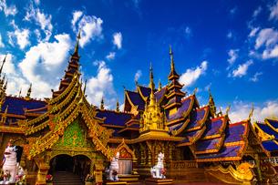 タイ  スコータイ  ワット・ピパットの写真素材 [FYI02740909]