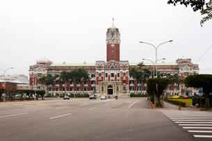 台湾 総統府の写真素材 [FYI02740911]