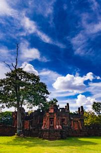 タイ  プーアイノーイ遺跡の写真素材 [FYI02741117]