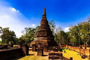 タイ  カムペーンペット歴史公園の写真素材 [FYI02741149]