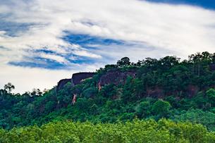 3 Whale Rock, Bueng Kan, Thailandの写真素材 [FYI02741209]