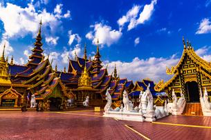 タイ  スコータイ  ワット・ピパットの写真素材 [FYI02741226]