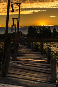 タイ ケーダム・ブリッジの写真素材 [FYI02741275]