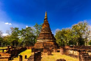 タイ  カムペーンペット歴史公園の写真素材 [FYI02741292]