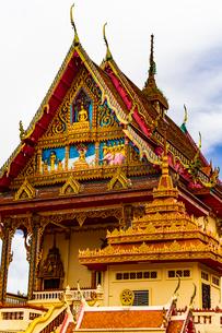 Wat Thip Payarat Nimit, Udon Thani, Thailandの写真素材 [FYI02741298]