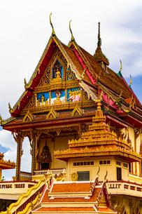 Wat Thip Payarat Nimit, Udon Thani, Thailandの写真素材 [FYI02741305]