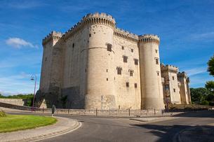 タラスコン城 ルネ王の城 タラスコン フランスの写真素材 [FYI02742250]