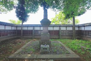 真田信之の墓の写真素材 [FYI02744844]