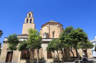 サン・ペドロ教会の写真素材 [FYI02744846]