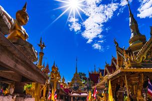 タイ ワット・タイの写真素材 [FYI02750520]