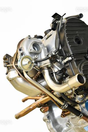 軽自動車のターボエンジンの写真素材 [FYI02799560]