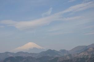 菜の花台より富士山の写真素材 [FYI02810032]