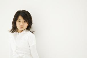 女の子の写真素材 [FYI02811457]