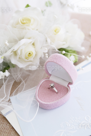 結婚指輪の写真素材 [FYI02811924]
