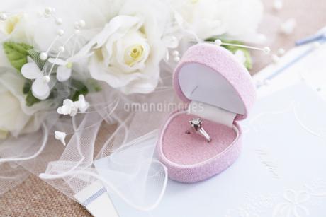 結婚指輪の写真素材 [FYI02813372]