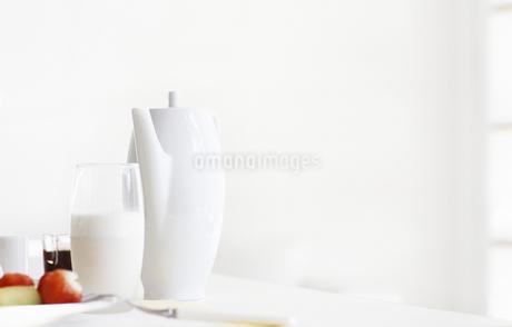 朝食イメージの写真素材 [FYI02813384]