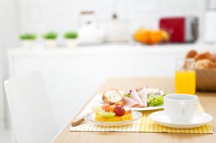 朝食イメージの写真素材 [FYI02814881]
