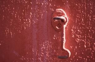 鍵穴の写真素材 [FYI02815150]
