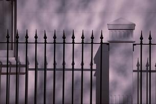 柵の写真素材 [FYI02815191]