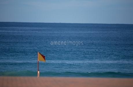 海 旗の写真素材 [FYI02815261]