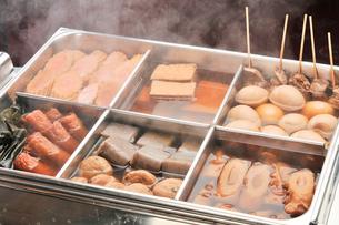 各種おでん料理の写真素材 [FYI02816196]