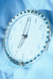 1個の置時計の写真素材 [FYI02816316]