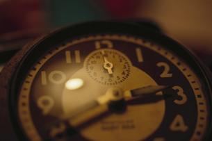 アンティーク時計の写真素材 [FYI02816528]