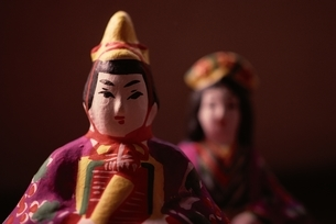 ライフスタイル・行事 人形 日本的の写真素材 [FYI02816558]