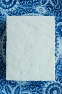 豆腐1丁(白)の写真素材 [FYI02816690]