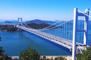 瀬戸大橋の写真素材 [FYI02816699]