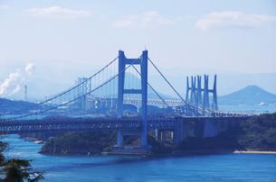 瀬戸大橋の写真素材 [FYI02816764]