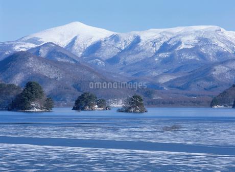 吾妻山の写真素材 [FYI02817219]