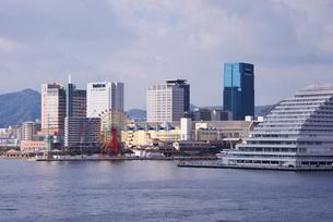 神戸港の写真素材 [FYI02817756]