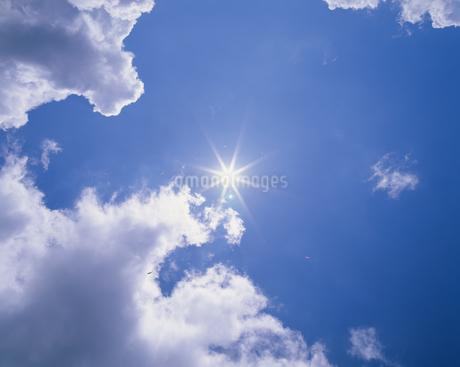 雲、空の写真素材 [FYI02817832]