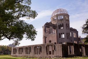 原爆ドームの写真素材 [FYI02818669]