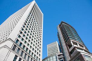 日本生命丸の内ビルと丸の内オアゾの写真素材 [FYI02818816]