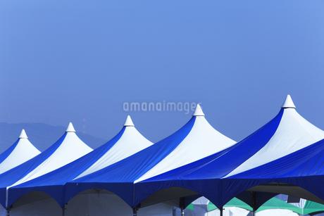 テントの写真素材 [FYI02819636]