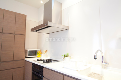 キッチンの写真素材 [FYI02820346]