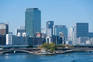 水都大阪の写真素材 [FYI02821577]