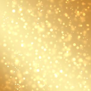 金色に輝くキラキラな素材の写真素材 [FYI02821676]