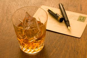 ウイスキーの写真素材 [FYI02821720]
