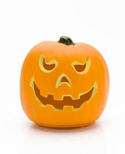 ハロウィンのかぼちゃの写真素材 [FYI02821749]