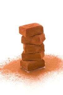 生チョコレートの写真素材 [FYI02821776]