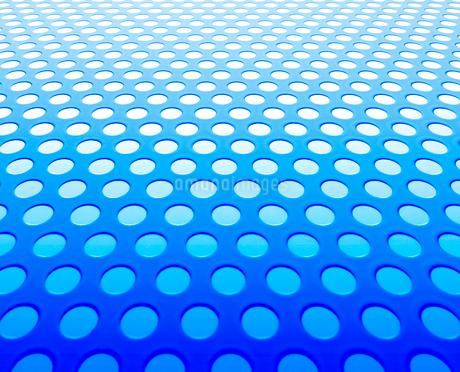 青い金属の写真素材 [FYI02821987]