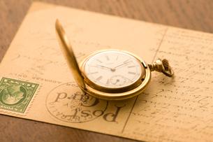 懐中時計の写真素材 [FYI02821995]
