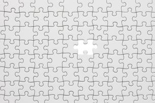 ジグソーパズルの写真素材 [FYI02822159]