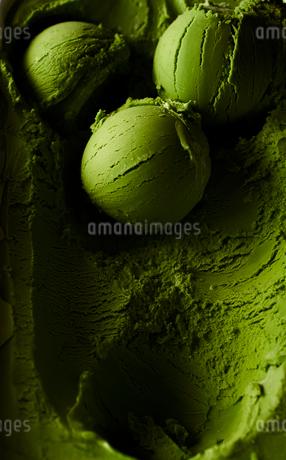 抹茶アイスの写真素材 [FYI02822178]